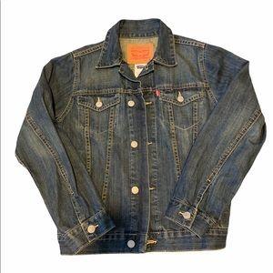 Levi's Youth Medium Denim Jacket